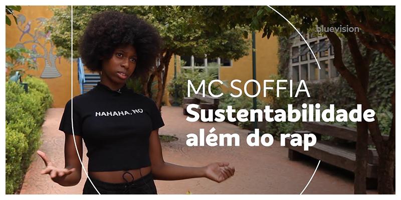 MC Soffia: Sustentabilidade além do rap (English subtitles)